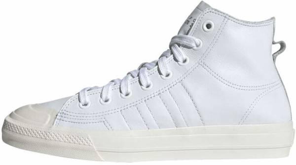 Adidas Nizza Hi RF - Cloud White / Cloud White / Off White