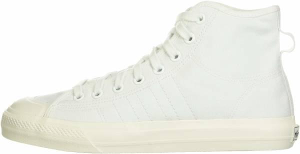 Adidas Nizza Hi RF - Cloud White Cloud White Off White (EF1885)