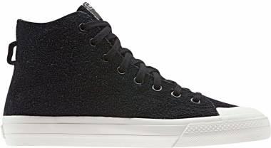 Adidas Nizza Hi RF - Noir Noir Blanc (EE5611)