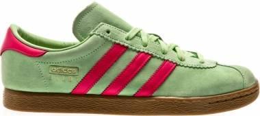 Adidas Stadt - Glow Green Shock Pink Gold Met