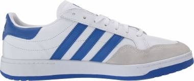Adidas Team Court - Ftwr White/Blue/Core Black (EF6051)