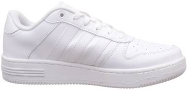 Adidas Team Court - Footwear White / Footwear White / Core Black