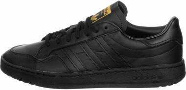 Adidas Team Court - Core Black / Core Black / Footwear White