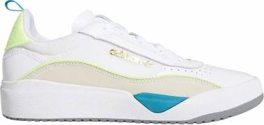 Adidas Liberty Cup - Footwear White Chalk White Hi Res Yellow (EE6104)