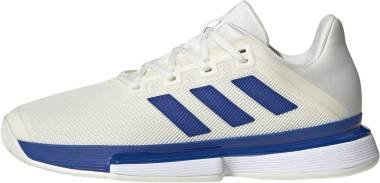 Adidas SoleMatch Bounce - Off White Team Royal Blue Ftwr White (EG2215)