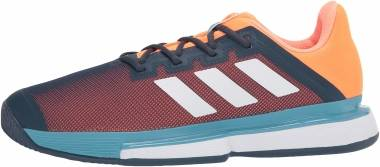 Adidas SoleMatch Bounce - Crew Navy/White/Screaming Orange (FX1733)