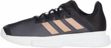 Adidas SoleMatch Bounce - Negbás Cobmet Ftwbla (FU8125)