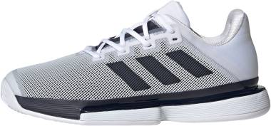 Adidas SoleMatch Bounce - White/Ink/White (FU8118)