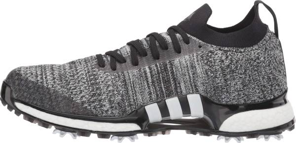 Adidas Tour360 XT Primeknit - Core Black White Silver Metallic (F35408)