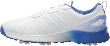 Adidas Response Bounce - Ftwr White/Ftwr White/Hi-res Blue (F33665)