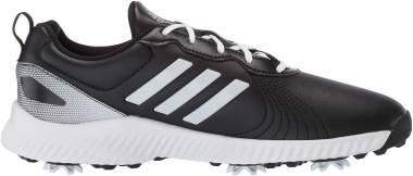 Adidas Response Bounce - Core Black Ftwr White Silver Metallic (BB7865)