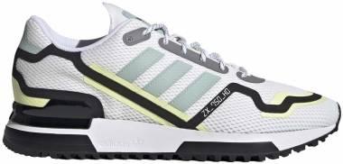 Adidas ZX 750 HD - Footwear White Green Tint Core Black (FV2875)