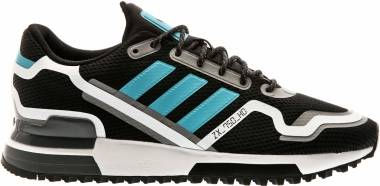 Adidas ZX 750 HD - Black/Bright Blue/Grey