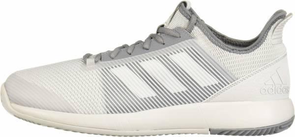Adidas Adizero Defiant Bounce 2 - Grey/Grey/Grey (EF0571)