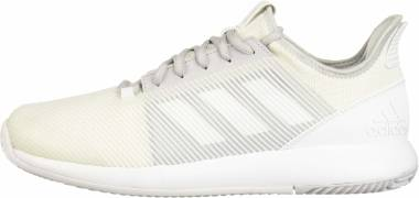 Adidas Adizero Defiant Bounce 2 - Blanc Blanc Gris Clair (EE9579)