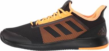 Adidas Adizero Defiant Bounce 2 - Core Black/ Core Black/ Flash Orange (G26630)
