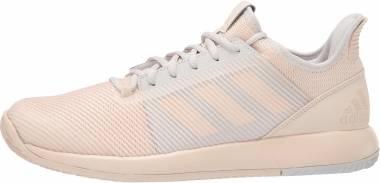 Adidas Adizero Defiant Bounce 2 - Linen/Linen/Grey One (G26821)