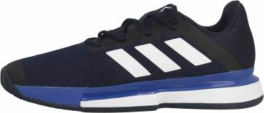 Adidas SoleMatch Bounce Clay - Multicolor Legend Ink Ftwr White Team Royal Blue