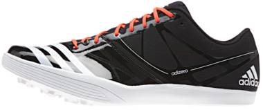 Adidas Adizero LJ 2 - Black-white-solar Red (B44073)