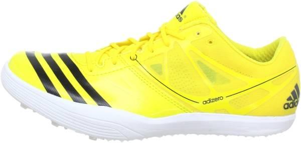 Adidas Adizero LJ 2 - Amarillo Gelb Vivid Yellow S13 Black 1 Black 1 (Q34040)
