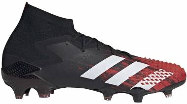 Adidas Predator Mutator 20.1 Firm Ground - Cblack Ftwwht Actred