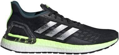 Adidas Ultraboost PB - Core Black / Silver Metalic / Signal Green (EH1226)