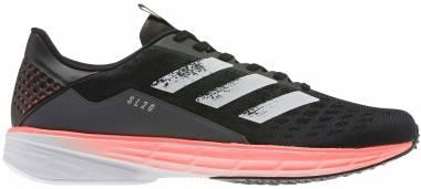 Adidas SL20 - Core Black / Core Black / Signal Green (EG1144)
