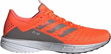 Adidas SL20 - Signal Coral/Dove Grey/Core Black (EG1145)