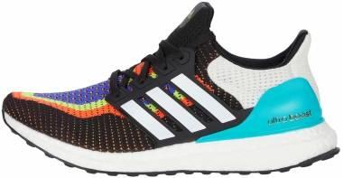 Adidas Ultraboost DNA - Core Black/Footwear White/Solar Red (FW8709)