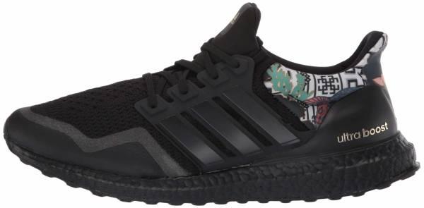 adidas ultra boost black and black