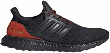 Adidas Ultraboost DNA - Core Black/Footwear White/Solar Red (FW8711)