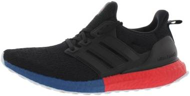 Adidas Ultraboost DNA - Core Black/Core Black/Red (FX7236)