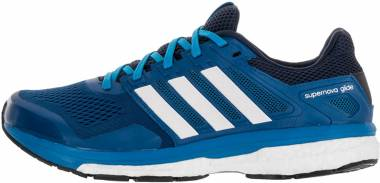 Adidas Supernova Glide Boost 8 Equipment Blue/Navy Men