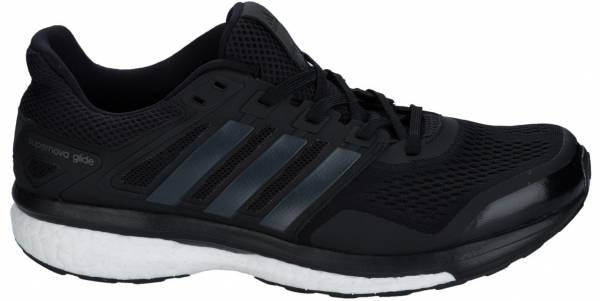 Adidas Supernova Glide Boost 8 Black