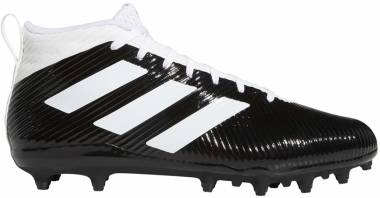 Adidas Freak Ghost Cleats - Core Black-white-clear Grey (EE6526)