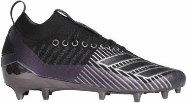 Adidas Adizero 8.0 Primeknit Cleats - Core Black Core Black Night Metallic (BB7690)