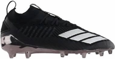 Adidas Adizero 8.0 Primeknit Cleats - Black (EE9953)