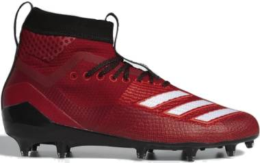 Adidas Adizero 8.0 Sk Cleats - Power Red / Cloud White / Core Black (BB7706)