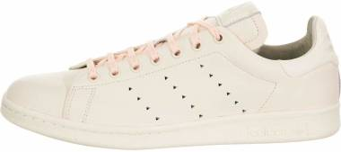 Adidas Pharrell Williams Stan Smith - Ecrtin/Ream White/Brown (FX8003)