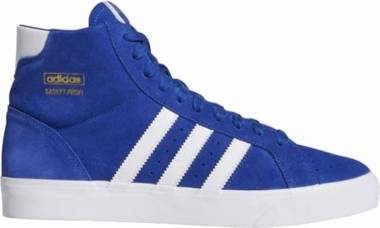 Adidas Basket Profi - Team Royal Blue/Ftwr White/Gold Met