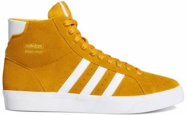 Adidas Basket Profi - Yellow (FW3103)