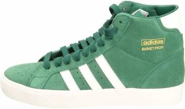 Adidas Basket Profi - Cgreen Ftwwht Goldmt (FW4513)