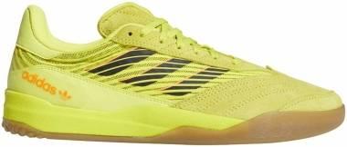 Adidas Copa Nationale - Acid Yellow / Core Black / Gum (FY7452)