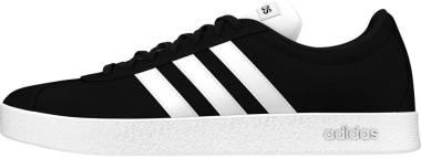 Adidas VL Court 2.0 - Core Black / Ftwr White / Ftwr White (DA9853)