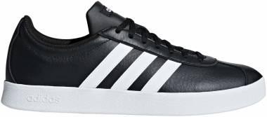 Adidas VL Court 2.0 - Core Black / Ftwr White / Ftwr White (B43814)