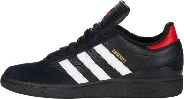 Adidas Busenitz - Black/White/Vivid Red (FY0458)