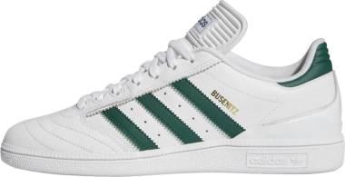 Adidas Busenitz - Cloud White/Collegiate Green (H03346)