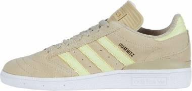 Adidas Busenitz - Savannah Yellow Tint Footwear White (EF8465)