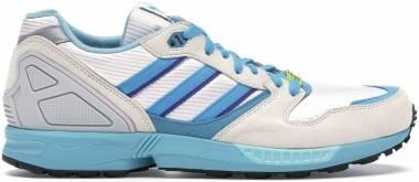 Adidas ZX 5000 - White/Blue (FU8406)