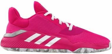 Adidas Pro Bounce 2019 Low - Pink (FU7694)